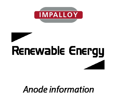 Anode for Renewable Energy